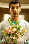 John Abraham Snapped Giving A Confused Expression
