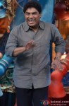 Johnny Lever on the sets of Comedy Circus Ke Mahabali