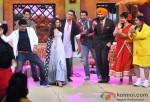 Kapil Sharma, Aditi Rao Hydari, Akshay Kumar, Ronit Roy And Navjot Singh Sidhu promote Boss on 'Comedy Nights with Kapil'