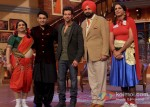 Kapil Sharma, Hrithik Roshan And Navjot Singh Sidhu promote Krrish 3 on 'Comedy Night With Kapil' Pic 2