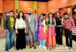 Kapil Sharma, Kangana Ranaut And Navjot Singh Sidhu promote 'Rajjo' on 'Comedy Night With Kapil'
