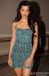 Mugdha Godse poses for the media