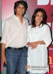 Nagesh Kukunoor And Shefali Shah At the First Look launch of movie 'Lakshmi'