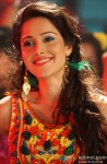 Nushrat Bharucha in a song still from 'Akaash Vani'