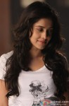 Nushrat Bharucha in a still from 'Akaash Vani'