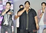 Paras Arora and Ganesh Acharya at Rajjo Music Launch