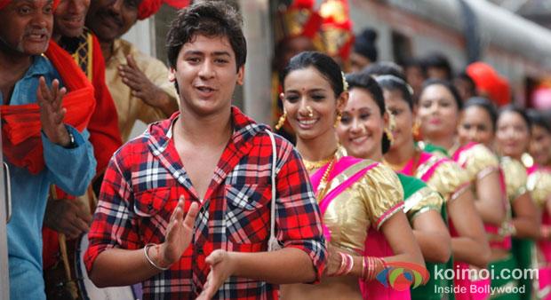 Paras Arora in Rajjo Movie Stills
