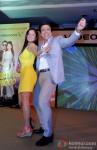 Pooja Bose And Govinda at the launch of music album 'Gori Tere Naina' Pic 1