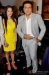 Pooja Bose And Govinda at the launch of music album 'Gori Tere Naina' Pic 2