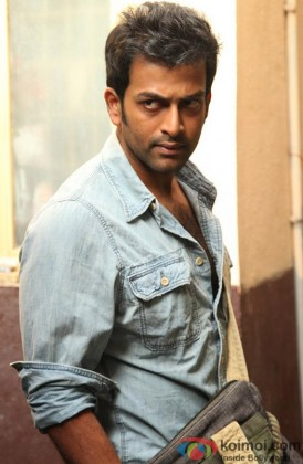Prithviraj Sukumaran Snapped Giving A Angry Expression