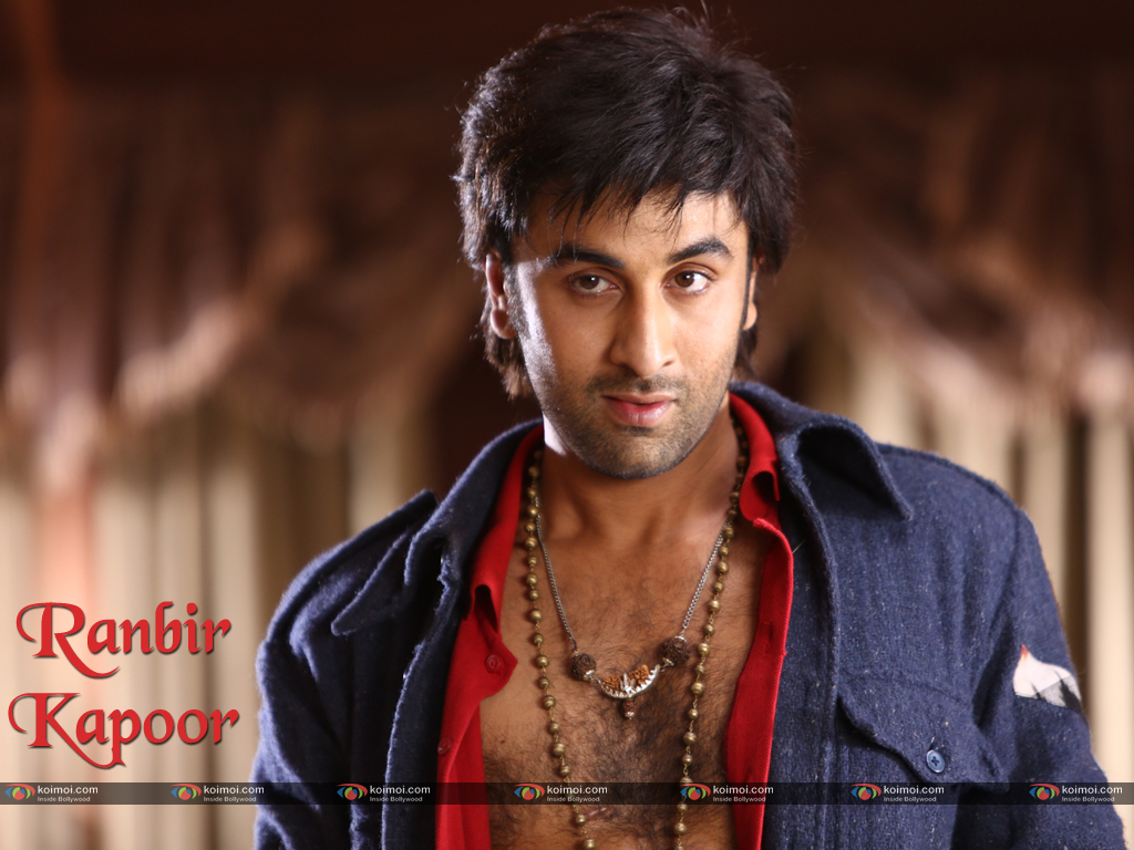 Ranbir Kapoor Wallpaper 9