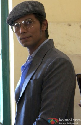 Randeep Hooda Dressed As Charles Sobhraj