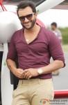 Saif Ali Khan Flashes His Killer Smile