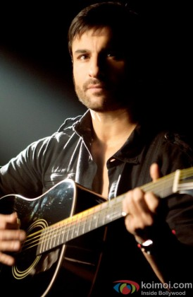 Saif Ali Khan In A Still From Cocktail