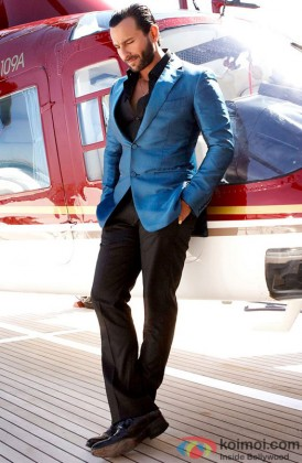 Saif Ali Khan Looking Dapper In Formals