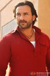Saif Ali Khan in a still Bullett Raja