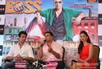 Shiv Pandit, Akshay Kumar And Aditi Rao Hydari attend press meet of 'Boss'