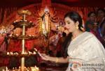 Shreya Ghoshal at North Bombay Sarbojanin Durga Puja Pic 2