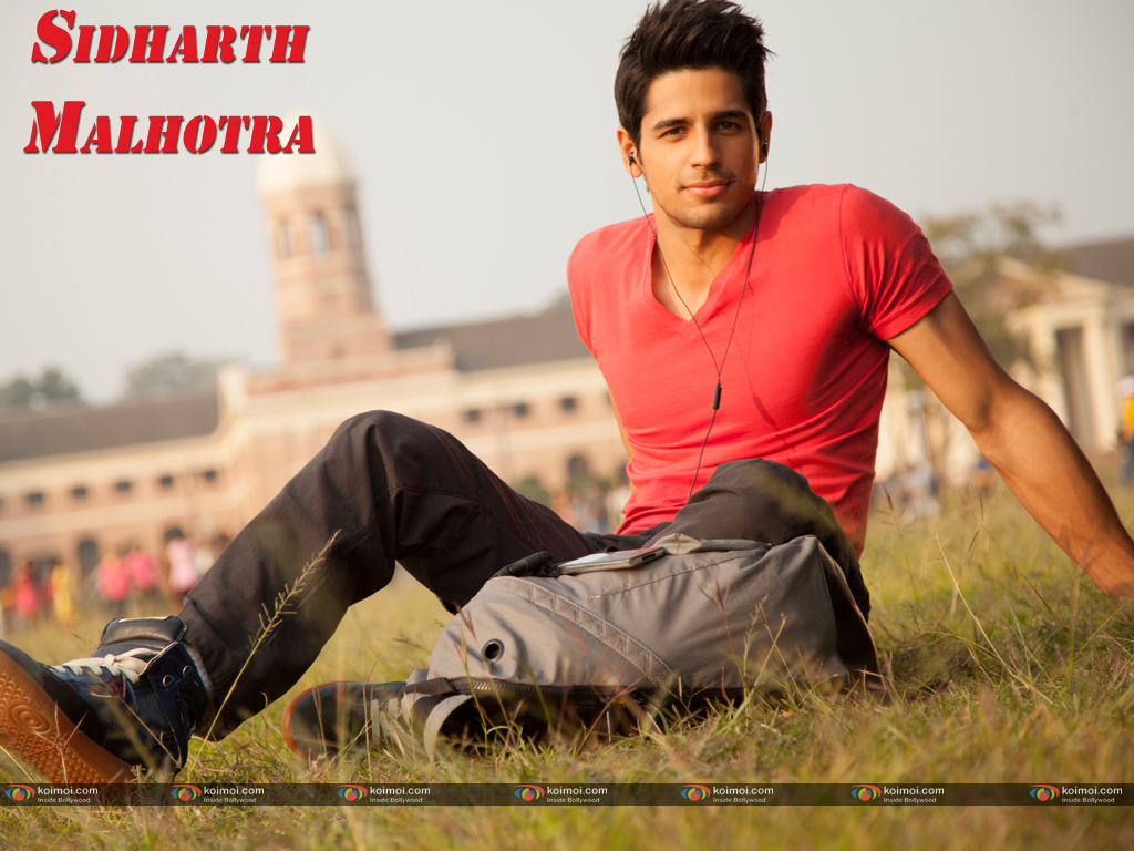 Sidharth Malhotra Wallpaper 4