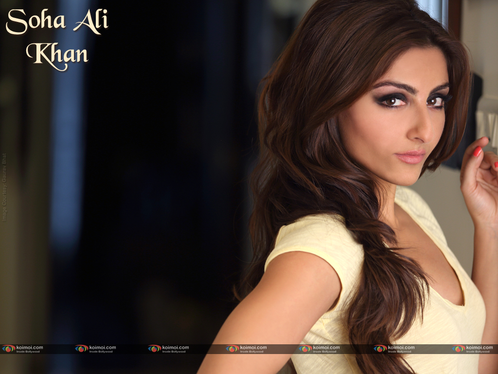 Soha Ali Khan Wallpaper 1