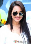 Sonakshi Sinha attends the launch of Smile Foundation's mobile hospital van Pic 1