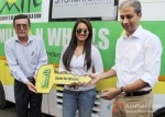 Sonakshi Sinha attends the launch of Smile Foundation's mobile hospital van Pic 4