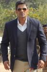 Sunil Shetty In A Still From His Film