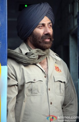 Sunny Deol Dons The Robust Look