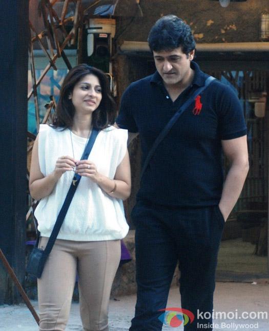 Tanisha Mukherjee And Armaan Kohli in Bigg Boss 7