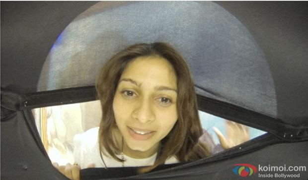 Tanisha Mukherjee in Bigg Boss 7