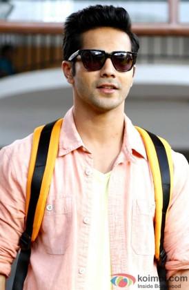 Varun Dhwan Snapped In A Cool Avatar