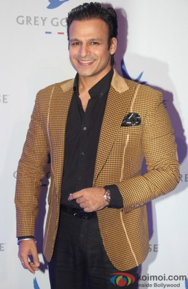 Vivek Oberoi during the Grey Goose Style Du Jour 2013