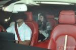 Aishwarya Rai Bachchan attends Sachin Tendulkar's Farewell Party