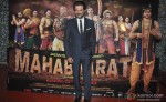 Anil Kapoor at the first look launch of animation film 'Mahabharat' pic 3