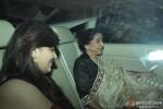 Asha Bhosle attends Sachin Tendulkar's Farewell Party