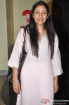Deepti Naval at the first look of film 'Listen Amaya'