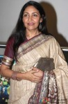 Deepti Naval at the premiere of 'Chashme Buddoor'