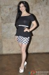 Elli Avram Snapped At The Special Screening Of Bullett Raja