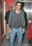 Hrithik Roshan at the special screening of Krrish 3 pic 1