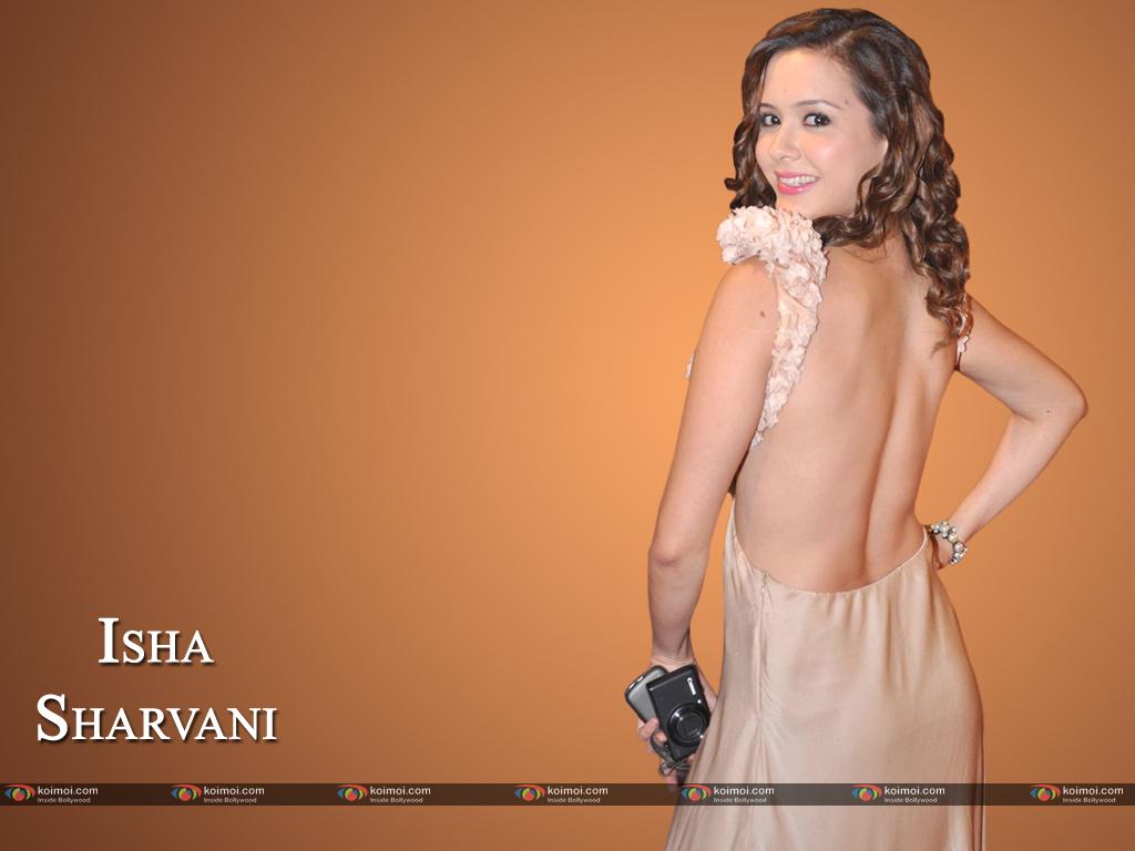 Isha Sharvani Wallpaper 1