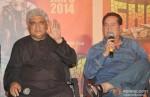 Javed Akhtar and Salim Khan at Trailer Launch of 'Sholay 3D' pic 2