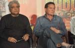 Javed Akhtar and Salim Khan at Trailer Launch of 'Sholay 3D' pic 3