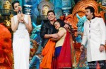 Kangana Ranaut, Paras Arora, Bharti Singh and Krishna Abhishek Promote Rajjo On The Sets Of 'Comedy Circus Ke Mahabali'