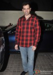 Luv Sinha at the special screening of Krrish 3