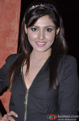 Madhu Shalini at the premiere of film Bhoot Returns