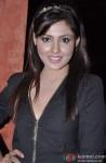 Madhu Shalini at the premiere of film Bhoot Returns