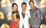 Malaika Arora Khan, Vikram Phadnis and Dino Morea Snapped At Fashion Tour