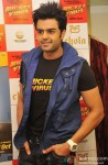 Manish Paul at a press conference of film 'Mickey Virus'