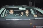 Maria Goretti and Arshad Warsi attend Sachin Tendulkar's Farewell Party