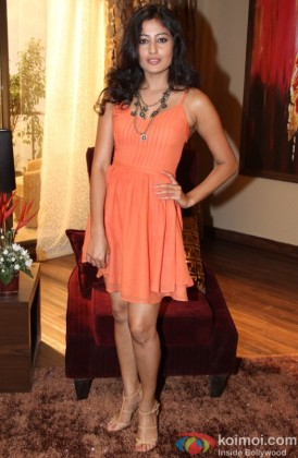Nidhi Subbaiah at an event